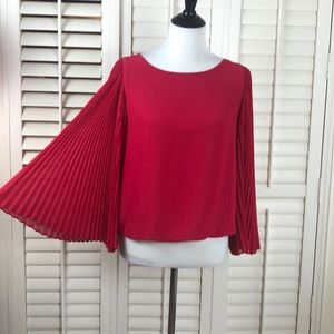 Chaus Holiday Top Size S